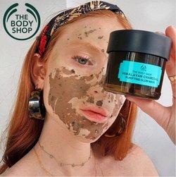 The Body Shop coupon ( 4 jours de plus )
