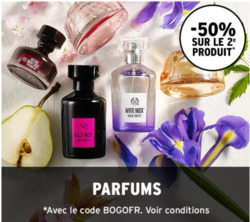 Promos de Parfumeries et Beauté dans le prospectus de The Body Shop à Levallois-Perret