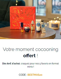 L'Occitane en Provence coupon à Paris ( 6 jours de plus )