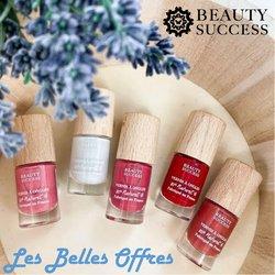 Promos de Parfumeries et Beauté dans le prospectus à Beauty Success ( Nouveau)