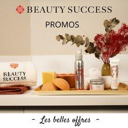 Promos de Beauty Success dans le prospectus à Beauty Success ( 5 jours de plus)