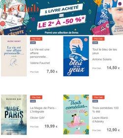 Promos de France Loisirs dans le prospectus à France Loisirs ( 15 jours de plus)