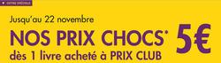 Promos de France Loisirs dans le prospectus à Paris