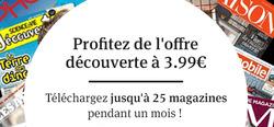 Promos de Relay dans le prospectus à Paris