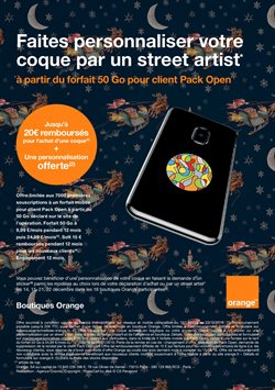Promos de Orange dans le prospectus à Paris