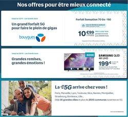 Promos de Bouygues Telecom dans le prospectus à Bouygues Telecom ( 10 jours de plus)