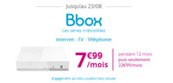 Promos de Bouygues Telecom dans le prospectus à Paris