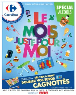 Carrefour coupon à Nice ( 6 jours de plus )