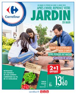 Carrefour coupon à Nice ( 20 jours de plus )