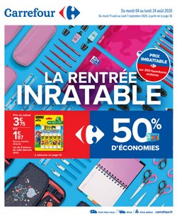 Carrefour coupon ( 19 jours de plus )