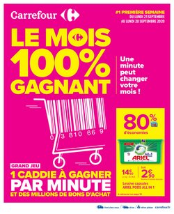 Carrefour coupon ( 13 jours de plus )