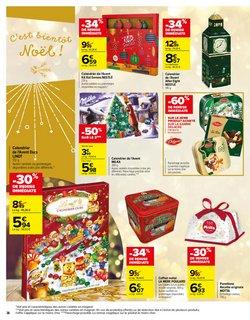 Nestlé à Carrefour