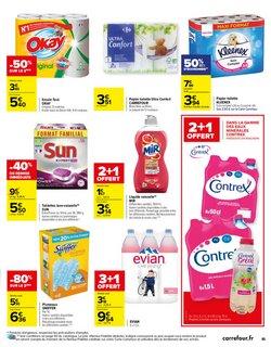 Liquide vaisselle à Carrefour