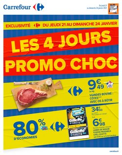 Carrefour coupon à Nice ( 3 jours de plus )