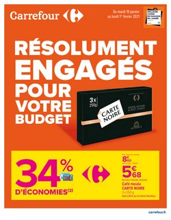Carrefour coupon ( Publié hier )