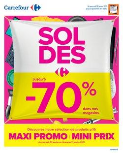 Carrefour coupon à Paris ( Expire demain )