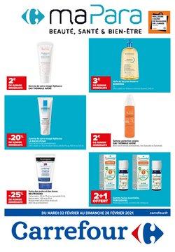 Carrefour coupon ( 3 jours de plus )