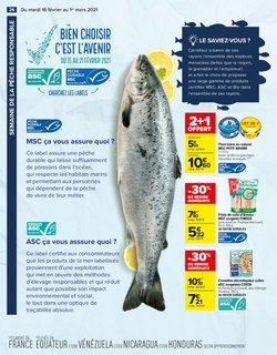 Pêche à Carrefour