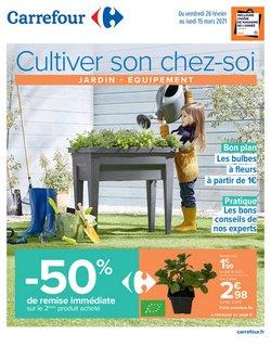 Carrefour coupon ( 15 jours de plus )