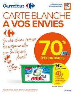 Carrefour coupon ( 2 jours de plus )