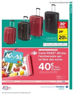 Mars à Carrefour