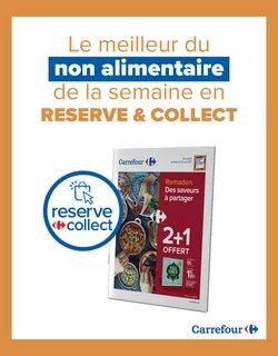 Carrefour coupon ( 4 jours de plus )