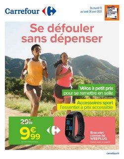 Carrefour coupon ( 5 jours de plus )
