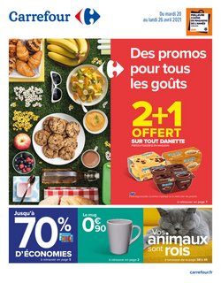 Carrefour coupon ( 6 jours de plus )