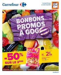 Carrefour coupon ( 12 jours de plus )