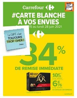 Carrefour coupon ( 7 jours de plus)