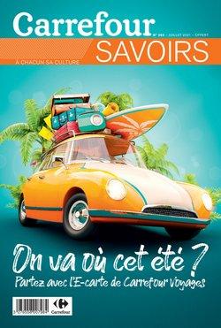 Promos de Carrefour dans le prospectus à Carrefour ( 3 jours de plus)