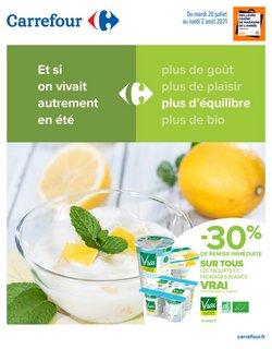 Promos de Carrefour dans le prospectus à Carrefour ( 5 jours de plus)