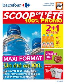Carrefour coupon ( 12 jours de plus)