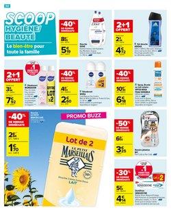 Promos de Adidas dans le prospectus à Carrefour ( 8 jours de plus)