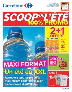 Promos de Carrefour dans le prospectus à Carrefour ( 12 jours de plus)