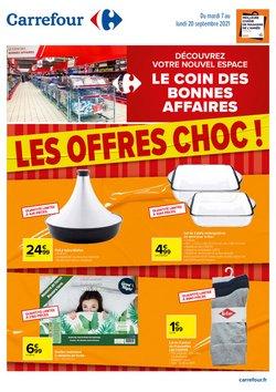Promos de Carrefour dans le prospectus à Carrefour ( 4 jours de plus)