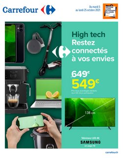 Promos de Hyper-Supermarchés dans le prospectus à Carrefour ( Expire demain)