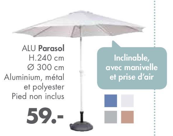 Acheter Parasol à Vallauris Promos Et Offres