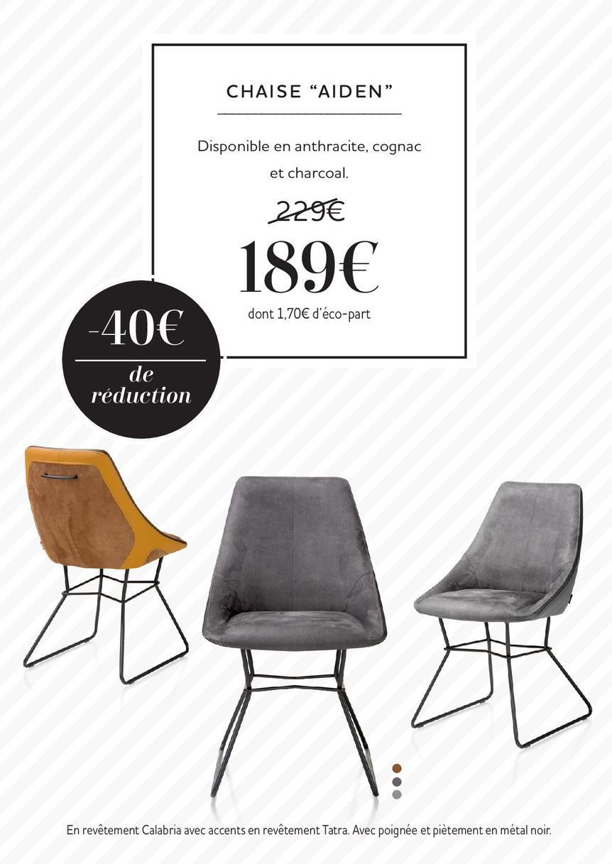Acheter À Et CholetPromos Offres Chaise Ok8nwXNP0
