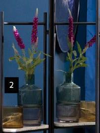 Miroir avec portes en bois offre à 39.99€