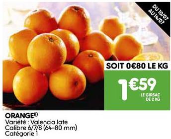 afde64b152fd83 Acheter Oranges à Arles | Promos et offres