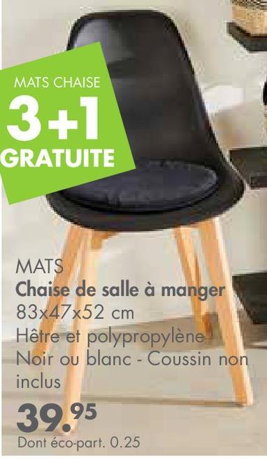 Acheter Chaise De Salle A Manger A Bourg En Bresse Promos Et Offres