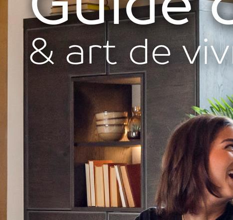 Montpellier, Armoire 110 Cm - 4-Portes + 2-Niches (+ LED) offre à 1599€