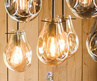 Charlie, Lustre XL 7-Ampoules offre à 322€