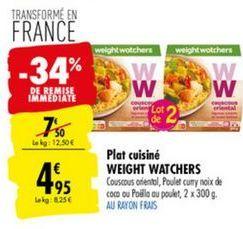 Acheter Weight Watchers A Choisy Le Roi Promos Et Reductions