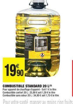 Combustible Pour Bio Cheminée Carrefour