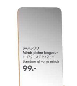 Miroir offre à