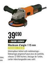 Meuleuse d´angle 115mm offre à
