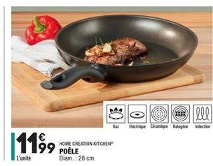 Poêle offre à 11.99€