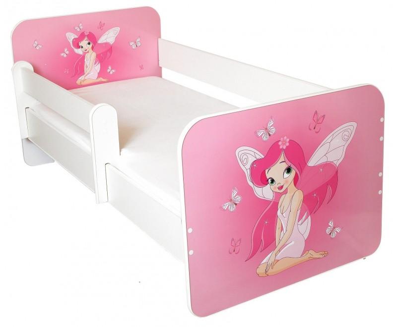 Lit Enfants Junior Fairy offre à 199€